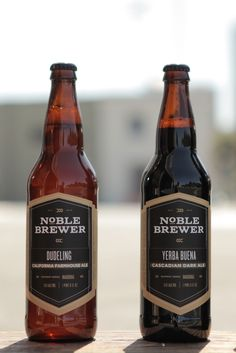 Noble Brewer is an online craft beer club which aims to help amateur homebrewers share their products with drinkers across the country.