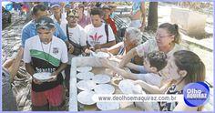 Eusébio | Ação leva solidariedade e comida a moradores de rua