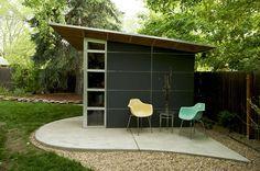 Boulder Colorado Company Redefining Backyard Sheds | Modernica Blog