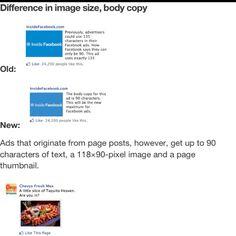 Klassiske facebook ads bliver mindre pr. 30. marts 2012