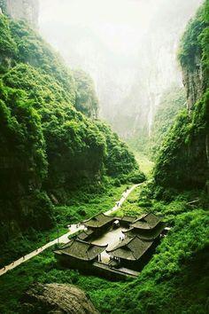 Parque Nacional de Wulong