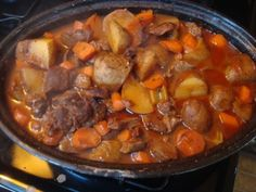 Hearty Northwoods (Lumberjack) Stew ~ Made here with venison, but beef will do. I made this in honor of the characters in my Empire in Pine historical fiction series. Hit the link for the recipe. Venison Recipes, Crockpot Recipes, Soup Recipes, Venison Meals, Recipies, Deer Stew, Venison Stew, Beef, Native Foods
