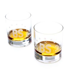 The Butler Glass (sold in pairs) — THE BITTER SOUTHERNER