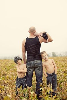 great father/ son photo shellyyoder