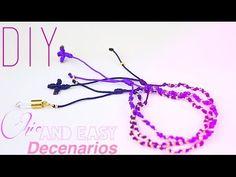 DIY-TUTO : BRACELET DECENARIOS CHIC le bracelet de SHAKIRA revisité (eng...