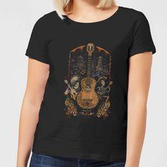 Pixar Coco Guitar Poster Women& T-Shirt - Black - XS - Black-female Disney Shirts For Family, Shirts For Teens, T Shirts For Women, Mens Printed T Shirts, Guitar Posters, Woman Movie, Pixar Movies, Female, Sweatshirts