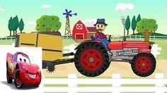Hoạt hình kể về bác nông dân đi làm NÔNG TRẠI cùng với chiếc xe của mình. Hoạt hình kích thích tư duy logic và tư duy hình ảnh hiệu quả giúp bé phát triển toàn diện về tư duy. Mình đã xem cùng con và thấy rất tuyệt. Các bạn xem cùng bé nhé! <3