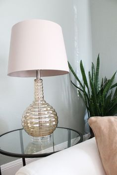 Love this awesome lamp...so does @Copy Cat Chic | Reichel Broussard #kirklands #BlogLovin!