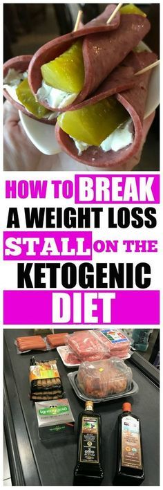 Stall on the Keto Diet? This is how you break a stall on the Ketogenic Diet! Shared by Career Path Design.