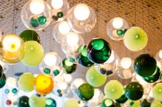 Bocci Glass Light Bulbs