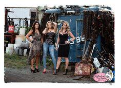 Pistol Annies Inspired Photoshoot