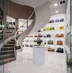 Luxury Closet Design & High End Closet Systems