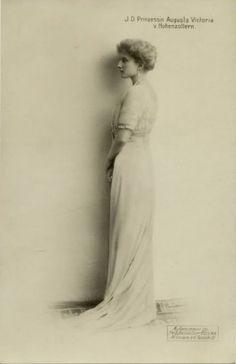 Queen Augusta Victoria of Portugal