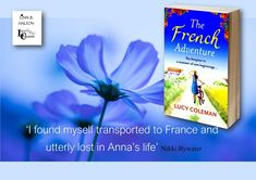 Fancy a trip to France? Drop by my website and read Chapter 1 - Anna's adventure is about to begin!