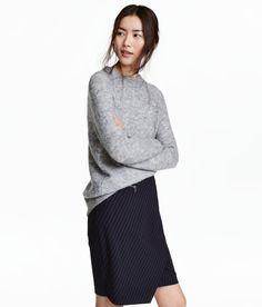 Soft Grey Knit | H&M Modern Classics