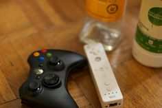 Xbox 360 Kinect and Cleaning Sweaty Accessories Will The Kinect Make Me Healthier? Week 17