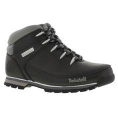 Timberland Mens Euro Sprint Hiker Boots - Black