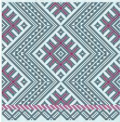 Cum recunoașteți modelele străvechi de pe IE față de cele inventate recent. Cum recunoști o IE cu modele străvechi românești, de UN KITSCH.   Lupul Dacic Cross Stitching, Cross Stitch Embroidery, Cross Stitch Patterns, Swedish Weaving, National Geographic, Kitsch, Bohemian Rug, Traditional, Rugs