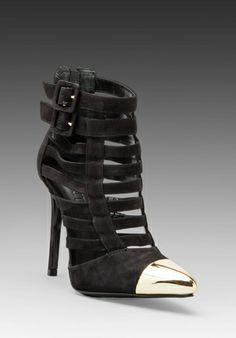 Schutz Belia Heel in Black