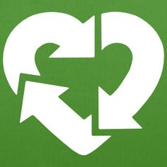 I love recycling. And saving the Earth!