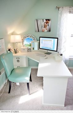 Home office:)
