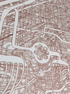 Man Spends 7 Years Drawing Incredibly Intricate Maze >>> WOW