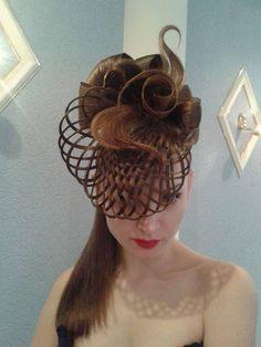 Creative Hairstyles, Unique Hairstyles, Bride Hairstyles, Competition Hair, Ballroom Hair, Pinterest Hair, Hair Shows, Hair Art, Hair Designs