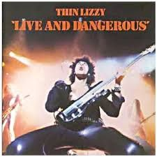 """Live & Dangerous"" - Album Cover"