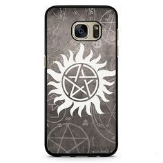 Supernatural Symbol Tv Series Phonecase Cover Case For Samsung Galaxy S3 Samsung…