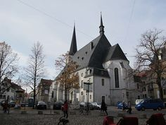 Stadtkirche St Peter Paul Weimar I Lived Right Across The Street On My Mission