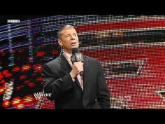 WWE RAW 5/2/11 Mr. Vince McMahon Returns at The Rock Birthday Celebration