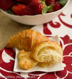 Homemade Classic Croissants | Heavenly, tender, flaky and buttery results!