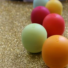 Let your lips shine! #eos