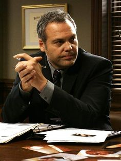 Vincent D'Onofrio / tv Boyfriends: Detective Robert Goren from Law and Order: Criminal Intent Played by...