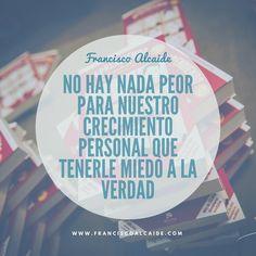 Sobre la honestidad... www.franciscoalcaide.com