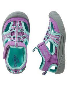 OshKosh Athletic Bump Toe Sneakers