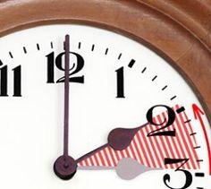 Achtung, Winterzeit! - Uhren umstellen - In der Nacht vom Samstag, 29. Oktober, auf Sonntag, 30. Oktober 2011, kannst du eine Stunde länger schlafen.