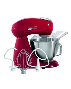 dab94c1c6aa Cheap Hamilton Beach 63232 Eclectrics Carmine Red All-Metal Stand Mixer