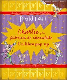 'Charlie y la fabrica de chocolate' de editorial Combel