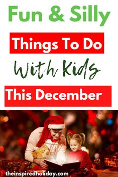 Silly, Unique and Wacky Holidays to Celebrate in December - Silly Holidays, December Holidays, Traditions To Start, Family Traditions, Boxing Day Canada, National Candy Day, Tree Day, Friends Day, Festivus