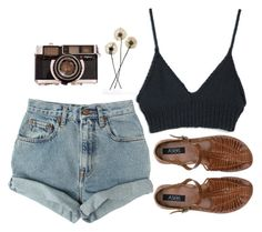 """""""Empty Fields."""" by hunkulez ❤ liked on Polyvore featuring Levi's and ASOS"""