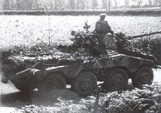 Sd.Kfz. 234/2 schwerer Panzerspähwagen (8-Rad) « Puma » Nr… | Flickr