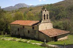 Iglesia de Santa María de Suares (Bimenes)