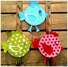 húsvéti dekoráció - Google keresés Vinyl Crafts, Baby Crafts, Creations, Birds, Christmas Ornaments, Holiday Decor, Banner, Spring, Nice