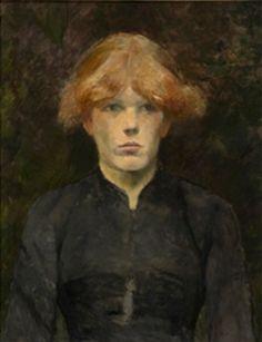 アンリ・ド・トゥールーズ=ロートレック  「カルメン」 1884