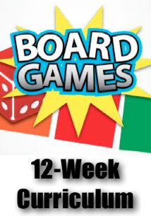 Pam, this sells for $99 on sale.  I posted this more to say that maybe we need to make a curriculum from what you're doing with the Wed. night group.  Board Games 12-Week Children's Ministry Curriculum