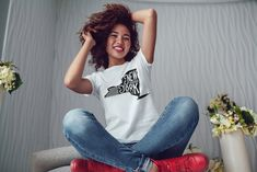 These customized state t-shirts has been prepared with care just for the true state lovers. Everything made by hand and packed carefully to make the shopping experience better. Shirts & Tops, Tees, Cream T Shirts, Body Top, Love T Shirt, T Shirts For Women, Clothes For Women, Colorful Shirts, Girl Fashion