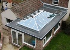 rooflight for flat roof - Google Search