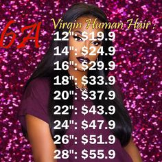 6a wholesale prices for distributor or retailer salon Hairlover hair stylist  and you BUNDLE DEALS !!! We supply finest natural and healthy virgin hair. Hair is kept in virgin status! Follicles are kept 100% intact and aligned. Natural healthy and dynamic! Super long hair life time 8-10times than longer than normal hair It's getting cold so it's time to BUNDLE UP!!! Homecoming Season is starting soon and yes I travel. Get your girls set a date and slayyyyy. 3 or more people must be getting…