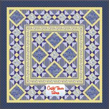 Country Cottage Quilt Kit
